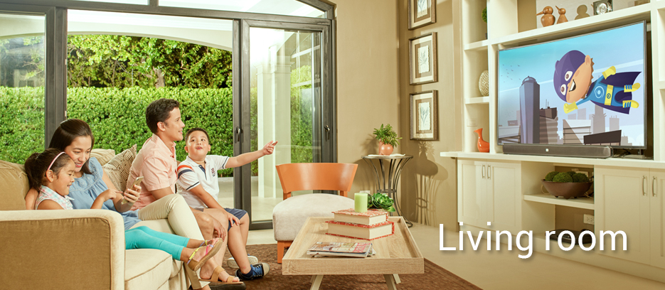 Meralco Bright Ideas Energy Efficiency Tips Living Room
