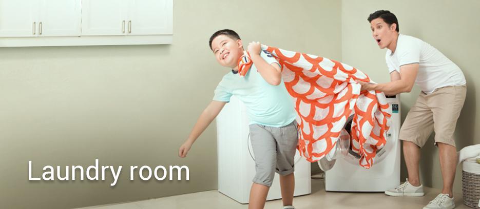 Meralco Bright Ideas Energy Efficiency Tips Laundry Room