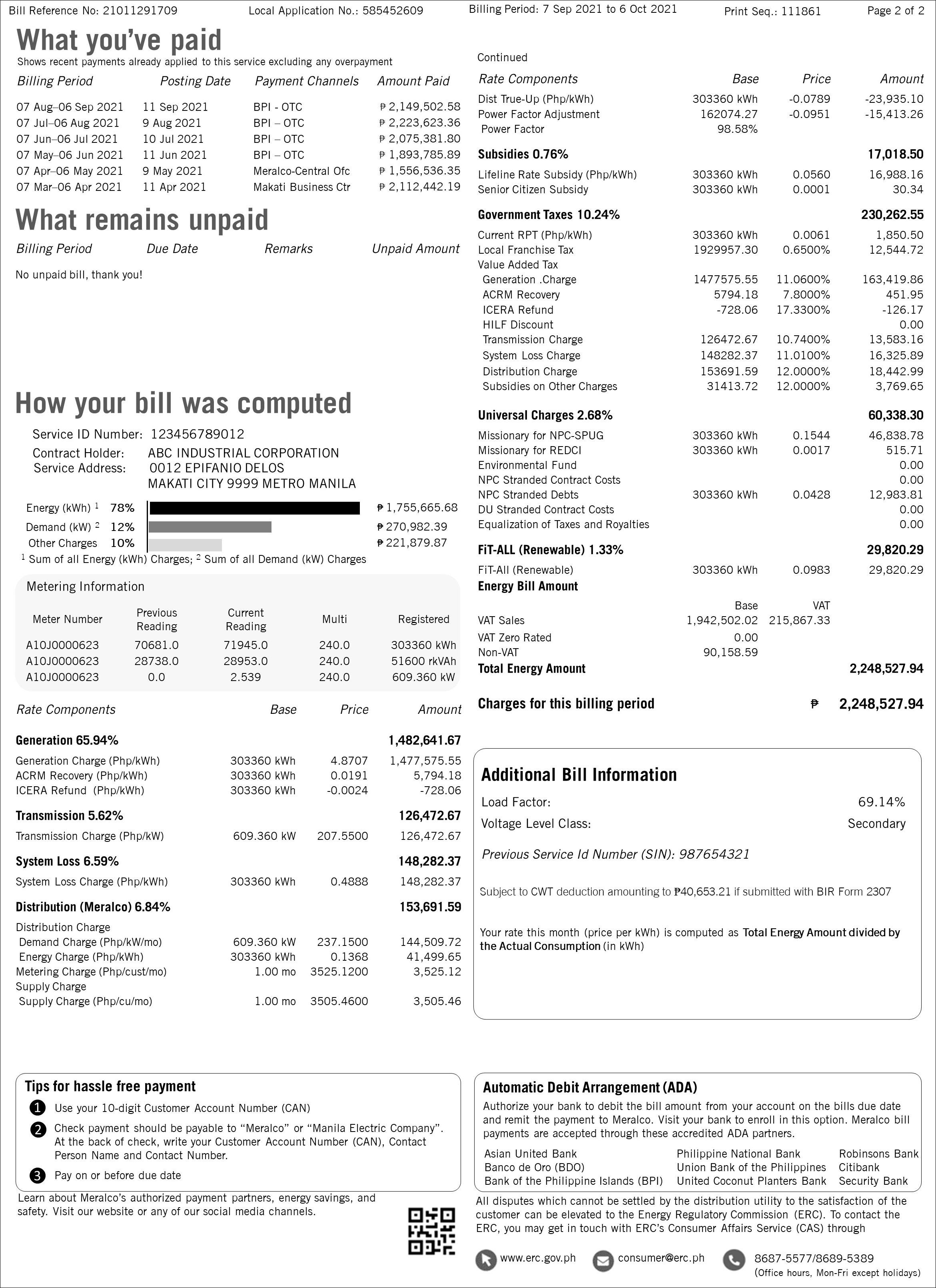 Business Bill