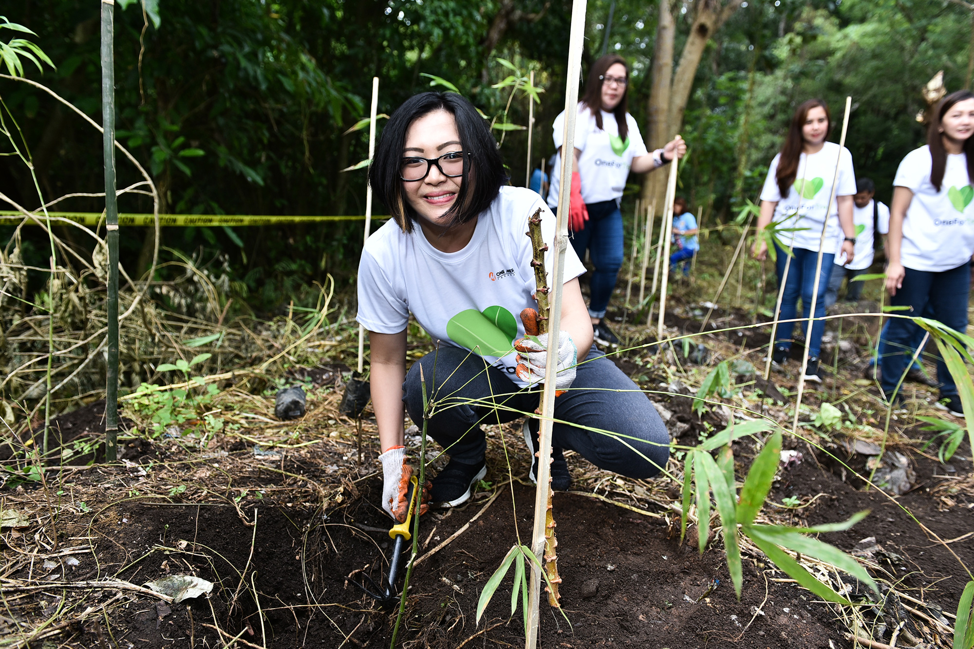 One for Trees: Engaging Employees in Sustainable Reforestation
