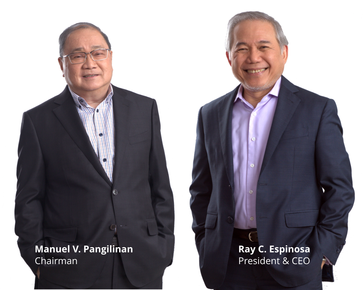 Message from Our Chairman and President & CEO